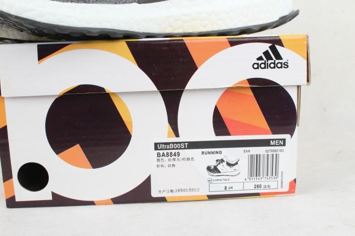 7ac844fa6ff44 Adidas Ultra Boost 3.0 Mystery Grey BA8849 BNIB BASF ADIDAS BOOST REAL. 0  Ulasan