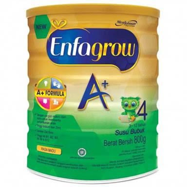Enfagrow a+ 4 a4 a+4 a 4 800gr 800 gr