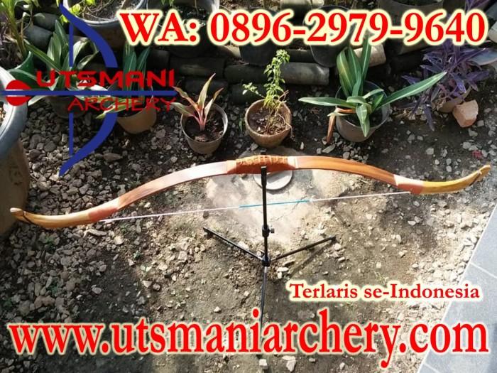 Foto Produk Turkish Bow Bahan Fiberglass - Horsebow Model Turkishbow dari Utsmani Archery