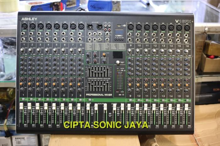 harga Mixer audio ashley v16fx Tokopedia.com