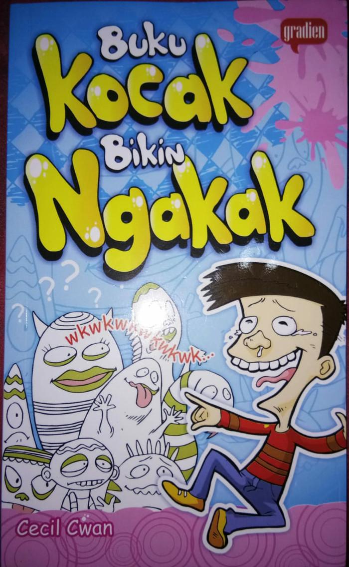 Jual Buku Kocak Bikin Ngakak Jakarta Barat Toko Buku Theovino