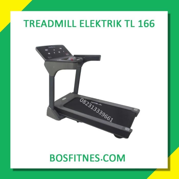 harga Treadmill tl166 Tokopedia.com