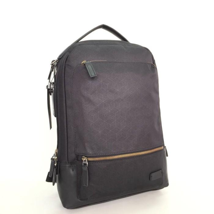 Jual Authentic Tumi Harrison Webster Backpack - Brown - Bag Thinker ... 47def65542c1c