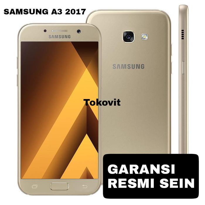 Samsung Galaxy A3 2017 Garansi Resmi SEIN Ready Stock