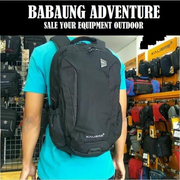 Foto Produk Tas Kalibre Scatter Black Ar. 910420000 dari Babaung Adventure