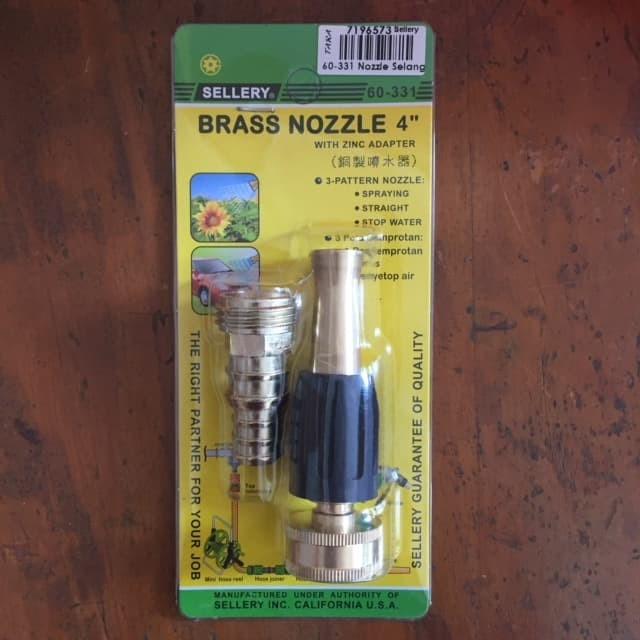 harga Brass nozzle semprotan selang sellery - 7196573 Tokopedia.com .