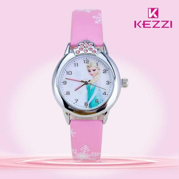 harga Jam tangan anak perempuan princess elsa anna frozen Tokopedia.com