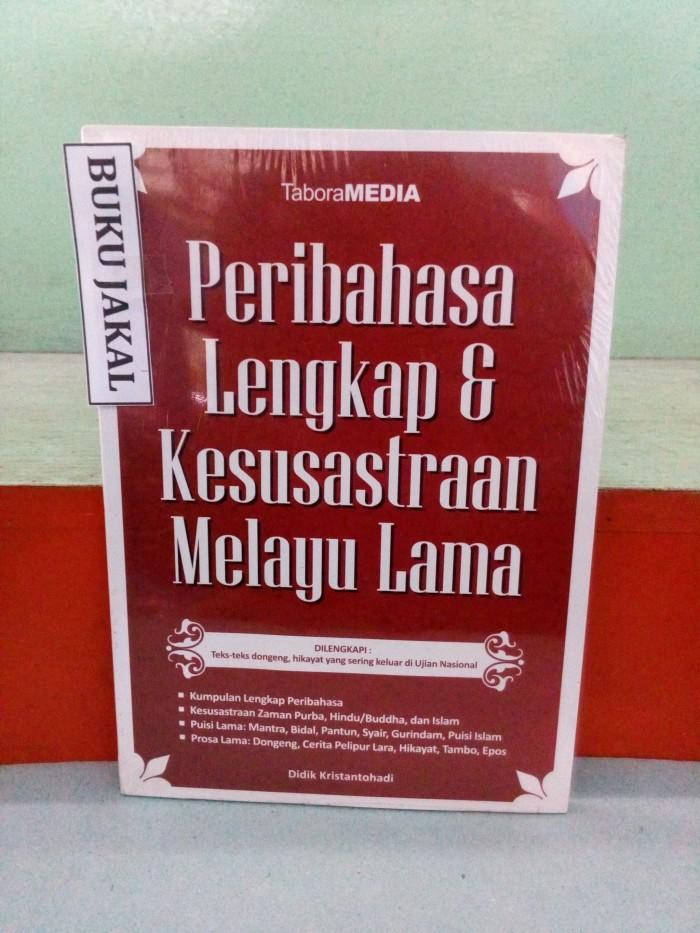 Jual Buku Peribahasa Lengkap Kesusastraan Melayu Lama Mh Kab