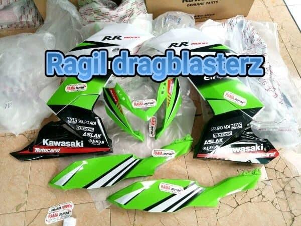 Harga Fairing Ninja 250 Full Set Travelbon.com