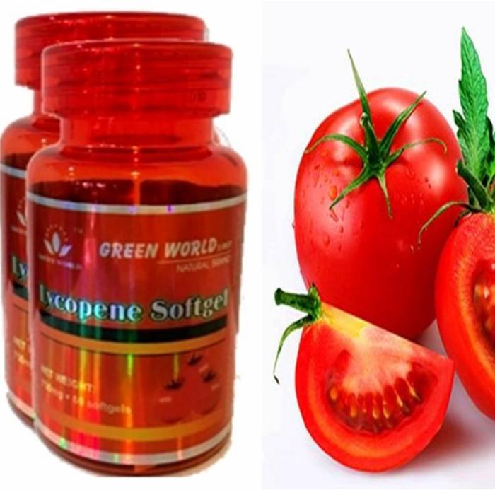 Obat Prostat | Mandul |Herbal Mani Encer| Lycopene Softgel Green World