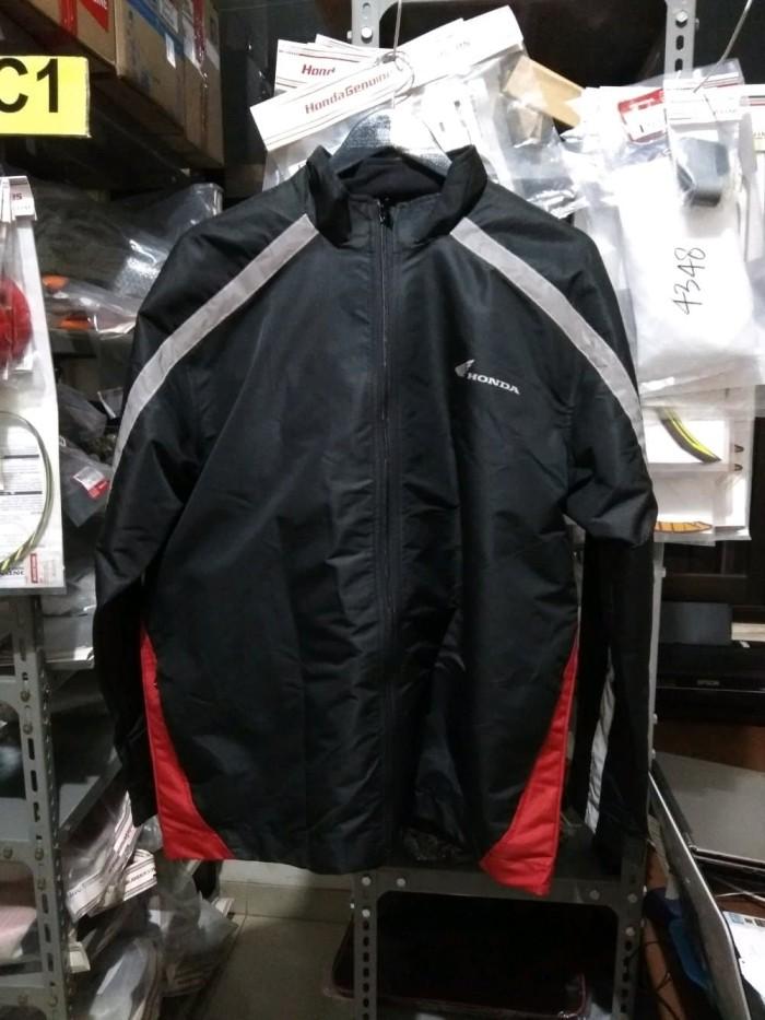 harga Jaket honda cb150r parasut hitam merah size l & xl Tokopedia.com