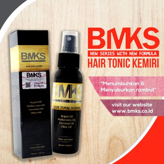 Foto Produk Hair Tonic Minyak Kemiri BMKS Natural BPOM Original (KPR-12) dari Victory-Trend