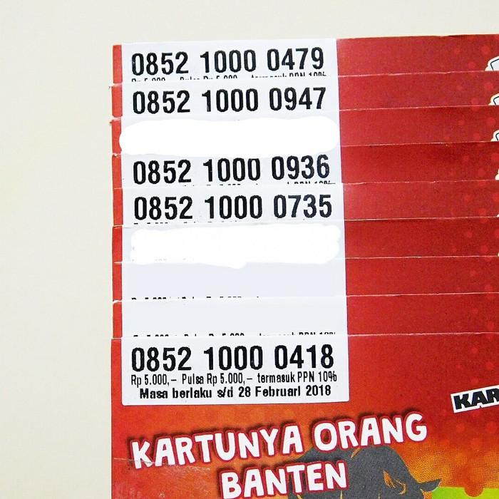 harga Nomor cantik as kwartet nol kosong 10000 kartu perdana telkomsel murah Tokopedia.com
