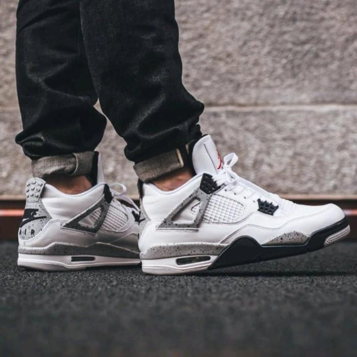 taille 40 7b8d2 d1804 Jual Sepatu Nike Air Jordan Retro 4 Murah - DKI Jakarta - mandashop88 |  Tokopedia