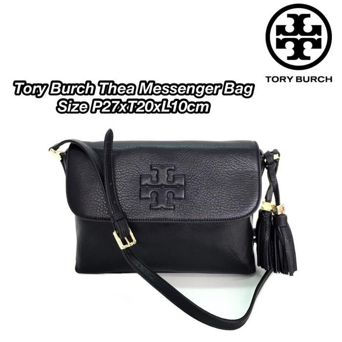 824d90e0640 Jual Tory Burch Thea Messenger Bag - DKI Jakarta - Hype Master ID ...