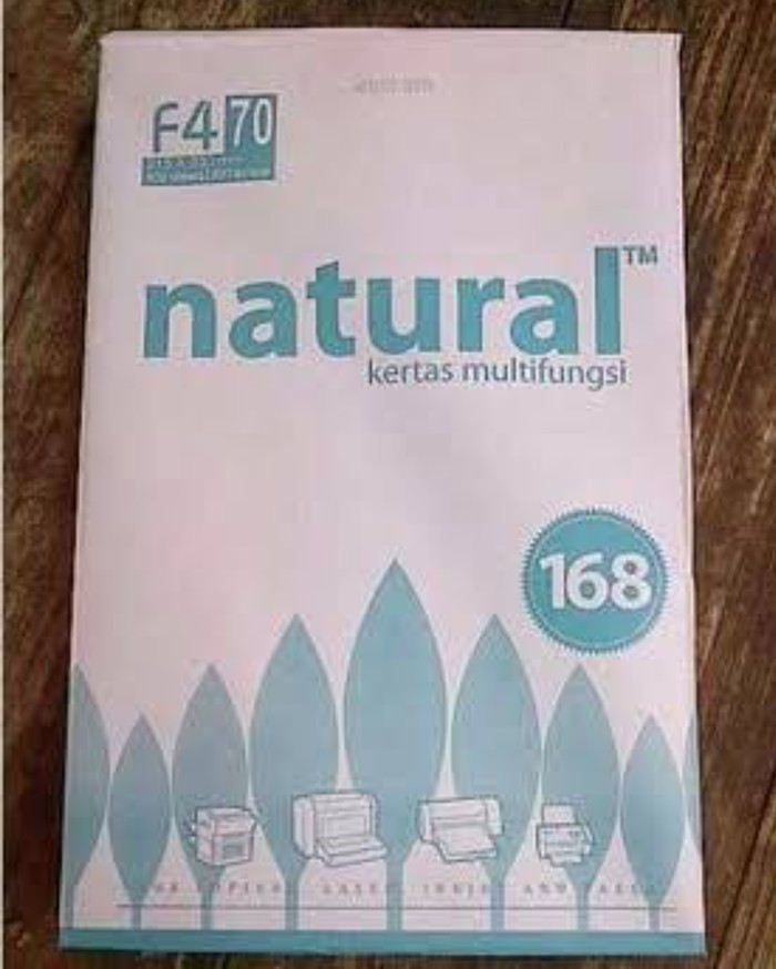 Katalog Kertas Hvs Natural DaftarHarga.Pw