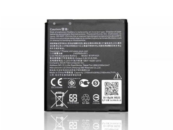 harga Battery handphone asus zenfone c / b11p1421 baterai batre batrai hp Tokopedia.com
