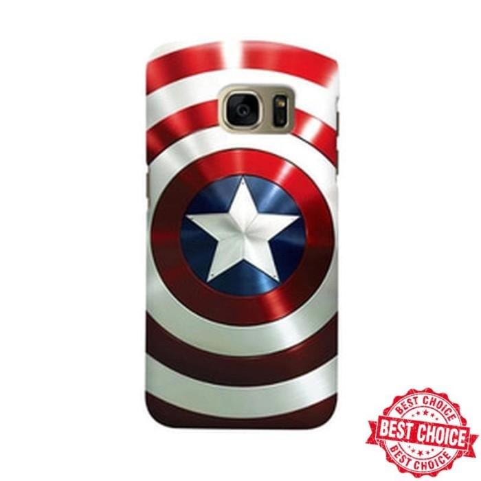 Info Casing Handphone Captain America Travelbon.com