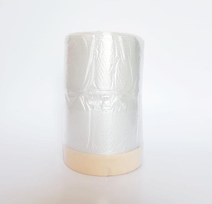 harga Masking pe film with tape ukuran 055 m x 28 m Tokopedia.com