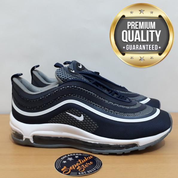 Jual Sepatu Nike Air Max 97 Undefeated Black Original Premium High Quality Hitam DKI Jakarta Muhammad bin sirin shop | Tokopedia