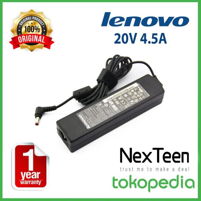harga Ibm adaptor 20v 4.5a lenovo laptop notebook charger original thinkpad Tokopedia.com