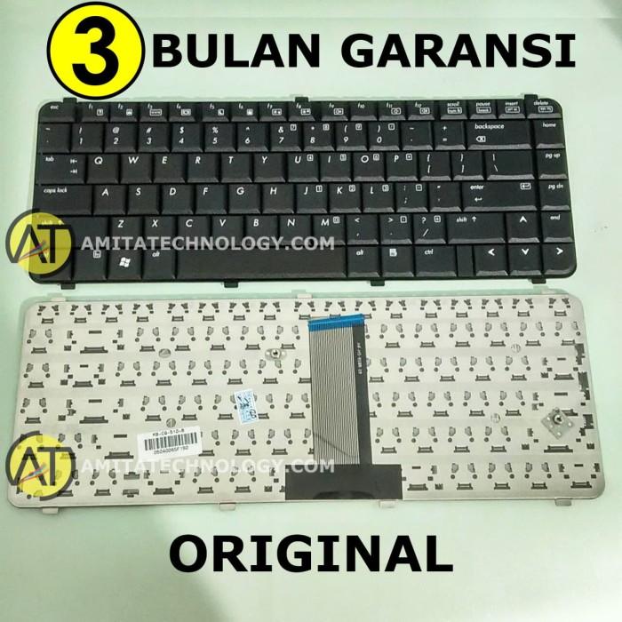 Jual Keyboard Laptop Original Hp Compaq 510 511 515 610 615 Cq510 C510b Jakarta Pusat Laptop Service Center Tokopedia