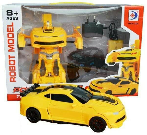 Jual Mainan Mobil Remot Bisa Jadi Robot Transformer Zahra Toys 25 Tokopedia