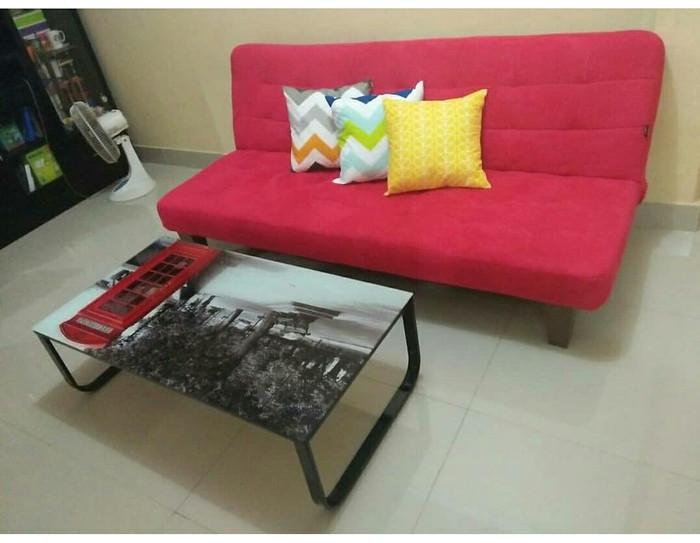 Jual Sale Sofa Gwinston Informa Sofabed Sofa Minimalis Kota Depok