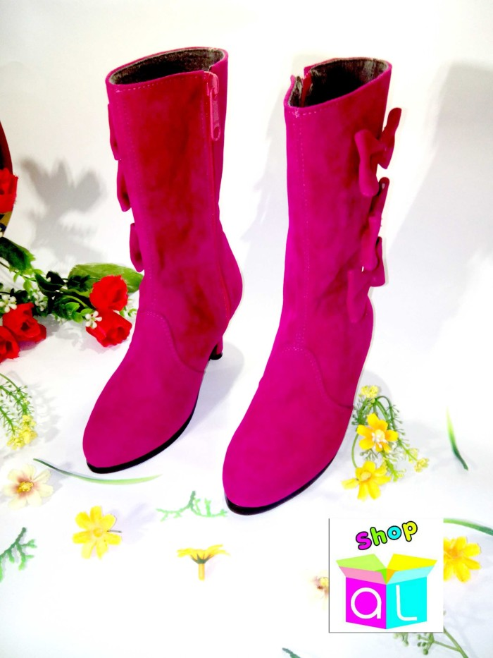 Jual Sepatu Fashion Show Anak Sepatu Mayoret Pesta Cantik Anak PAUD ... 08a3509f67