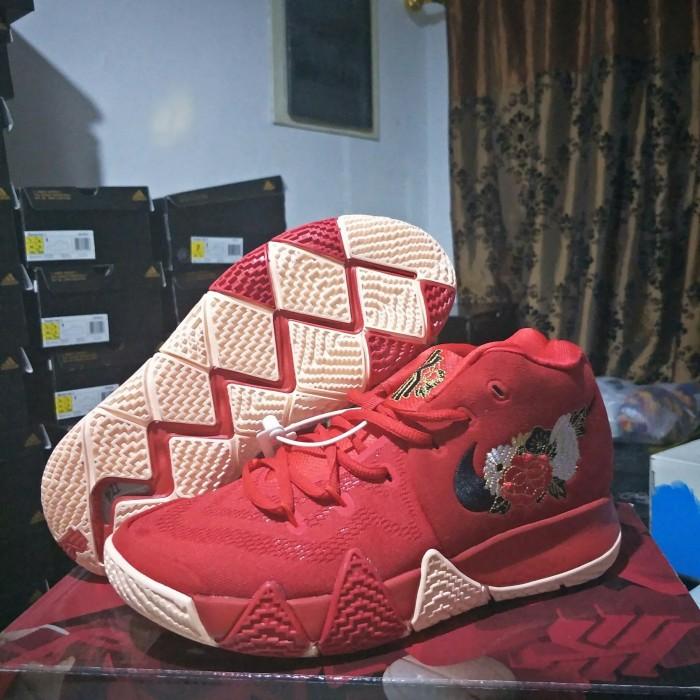 best website 400aa c12bc Jual Sepatu Basket Kyrie 4 Chinese New Year / Nike / Adidas / Kobe -  BuntoroSport | Tokopedia