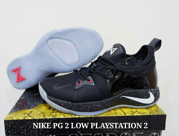 check out f7de6 2060f Jual SEPATU NIKE PG 2 LOW PLAYSTATION 2 - Kota Batam - LobabaSports    Tokopedia