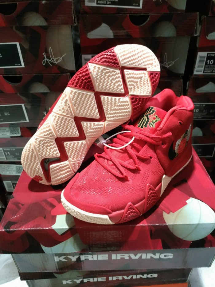 quality design e8e93 60b98 Jual [FREE SHOES BAG]Sepatu Basket Nike Kyrie 4 Chinese New Year / Irving -  DKI Jakarta - basketballarea_id | Tokopedia