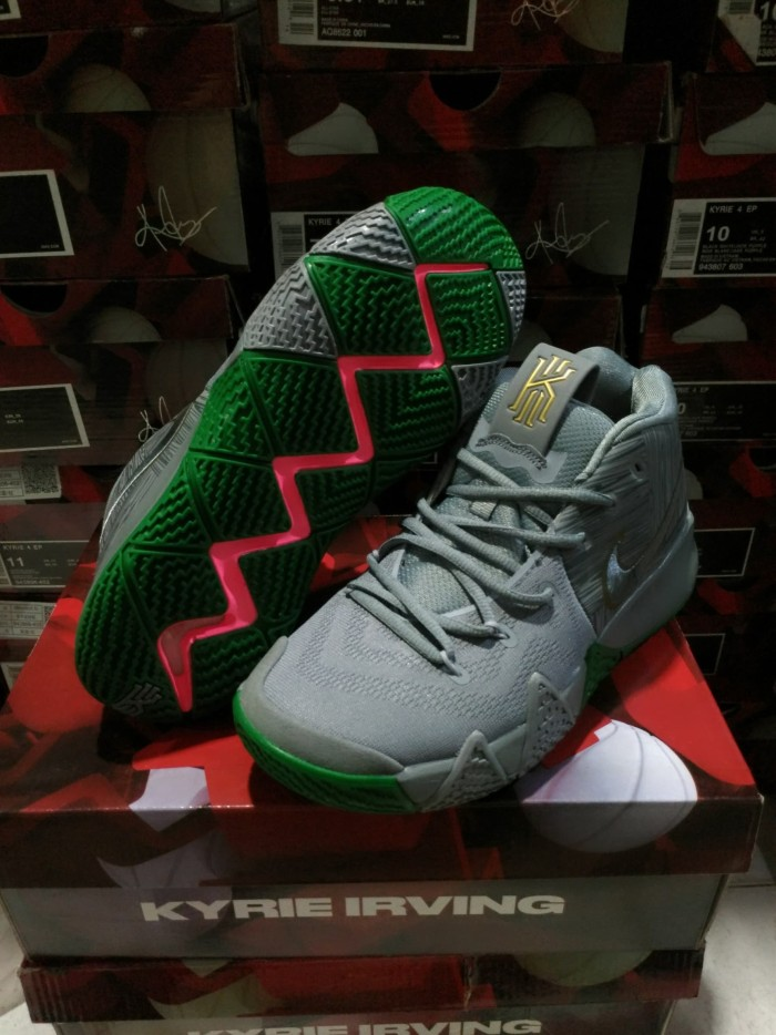 buy popular 24b75 10c8e Jual [FREE SHOES BAG]Sepatu Basket Nike Kyrie 4 City Of Guardian / Irving -  City Guardian, 41 - DKI Jakarta - basketballarea_id | Tokopedia