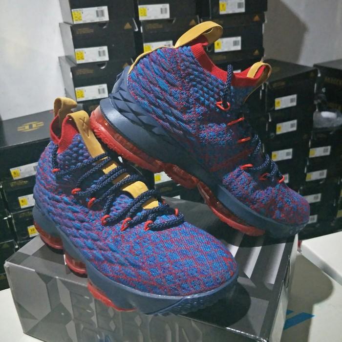 official photos 57527 0c9dc Jual Sepatu Basket Nike Lebron 15 New Heights - Lebron James XV New Heights  - DKI Jakarta - footballstore_JKT | Tokopedia
