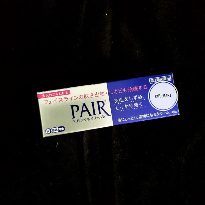 harga Obat jerawat pair acne cream lion 14gr original japan Tokopedia.com