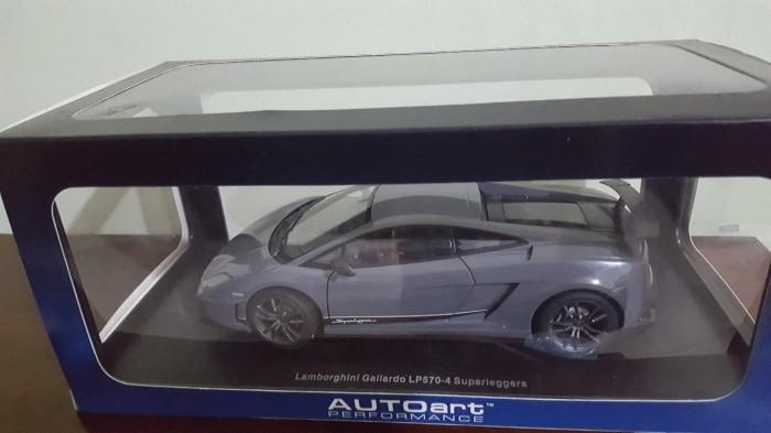 Jual Lamborghini Gallardo Superleggera Autoart Dki Jakarta