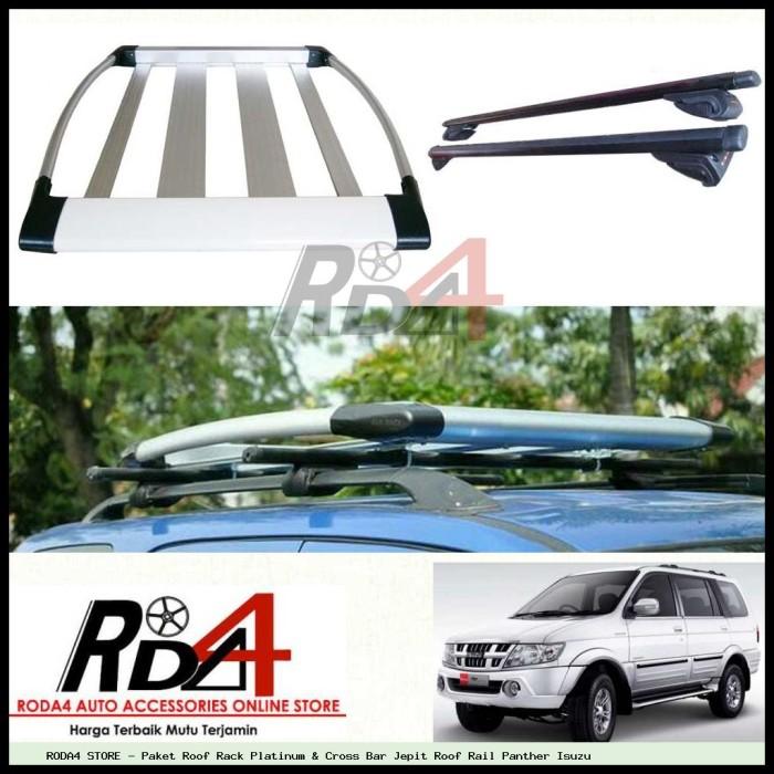 Jual Roof Rack Platinum Cek Harga Di Pricearea Com