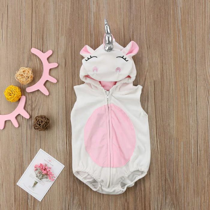 48 Contoh Baju Baby Unicorn Kekinian