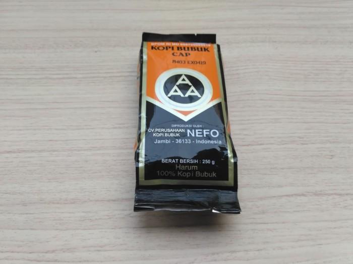 coffee kopi AAA asli jambi 250 gr khas jambi 250gr