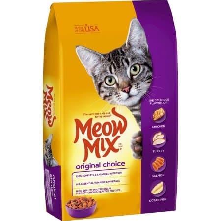 Jual Makanan Kucing Meow Mix Original 1 5kg Jakarta Timur