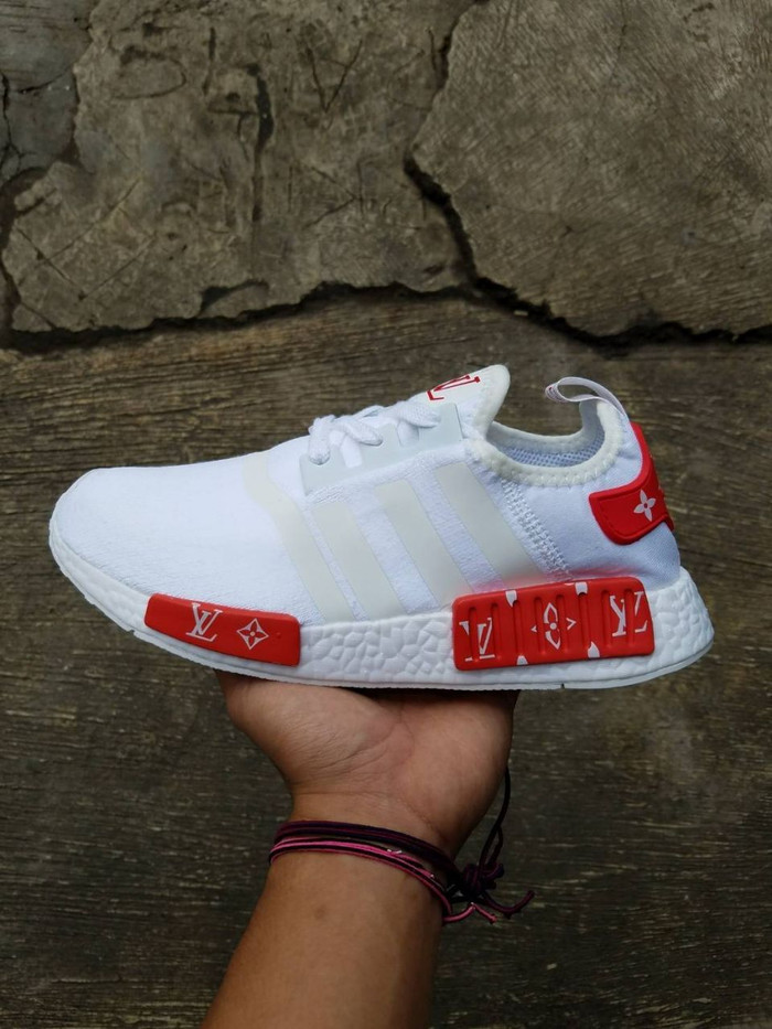 timeless design 149e7 8d726 Jual Adidas NMD x LV (Prwmium Quality) - dammit'shoes | Tokopedia