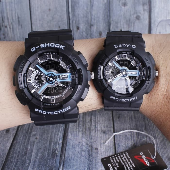 G-Shock LOVE Edition Casio GA110 Jam tangan couple pasangan digital