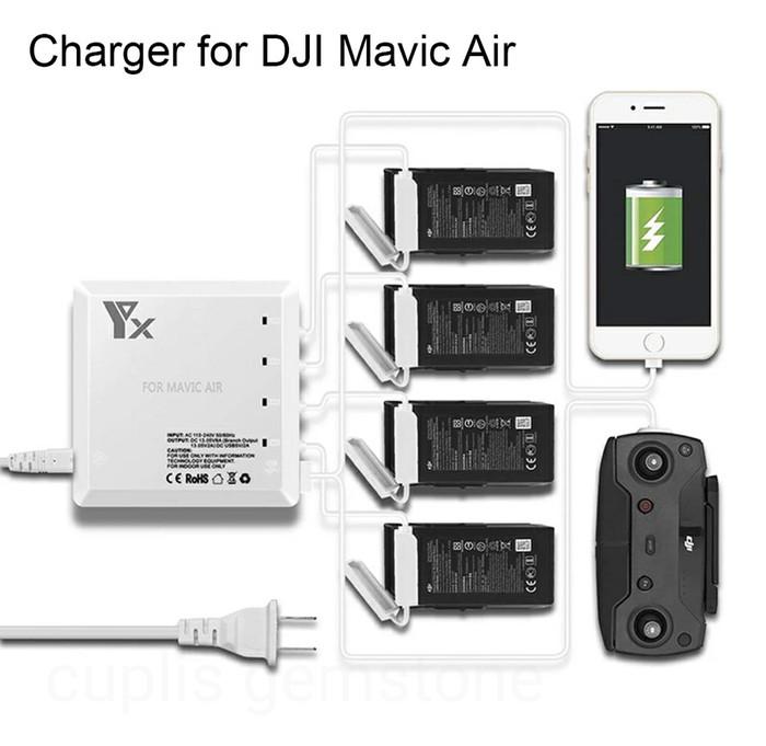 harga Dji mavic air charger hub charging hub Tokopedia.com