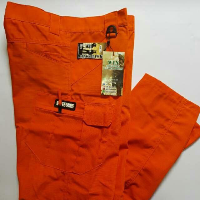 78+  Celana Tactical Orange Terlihat Keren Gratis