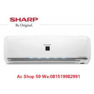 AC SHARP 1 2 PK AH XP06UHY INVERTER PLASMACLUSTER J TECH SERIES NEW