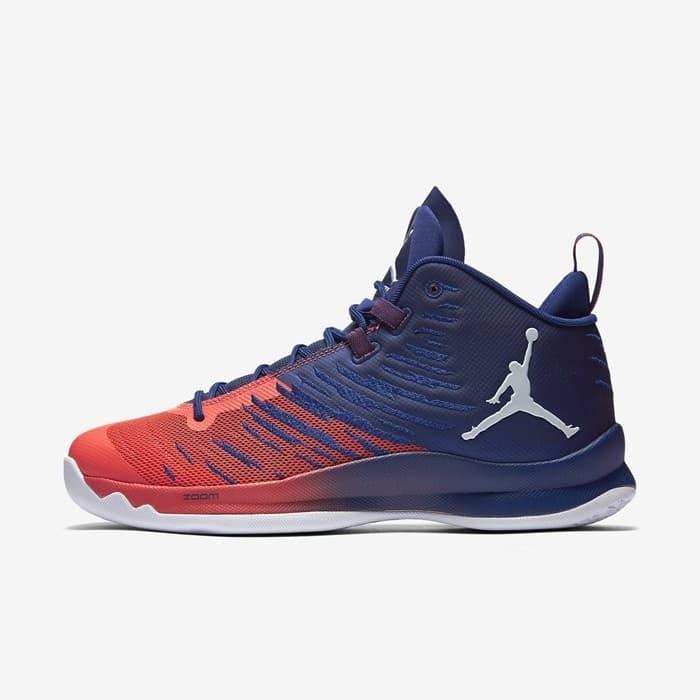 4421b00f2c82 Jual Sepatu Basket Nike Jordan Super Fly 5 DEEP ROYAL BLUE 844677404 ...