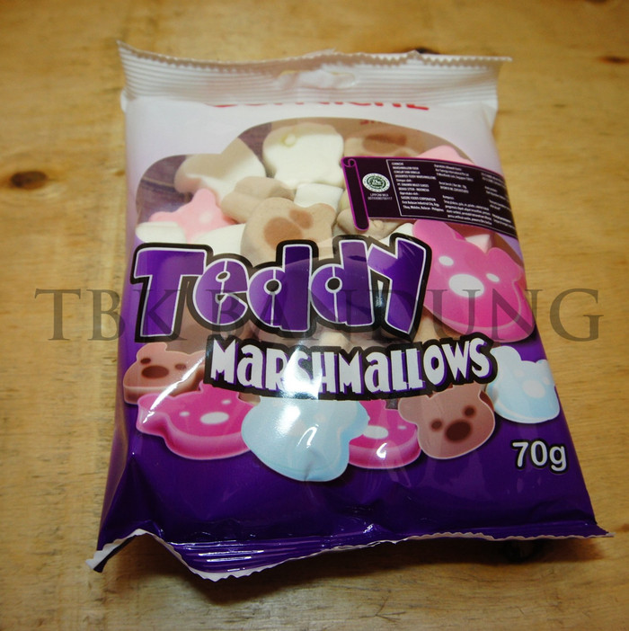 Corniche Teddy Marshmallow 70gr