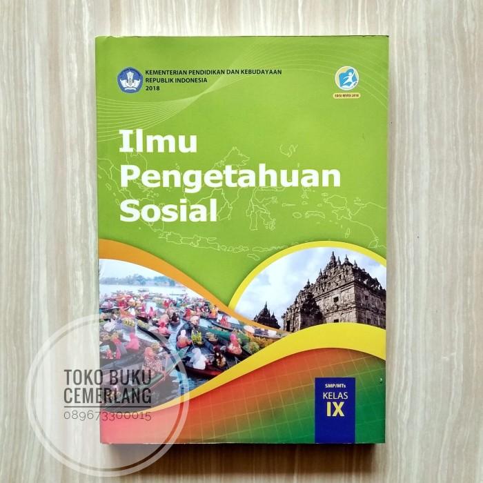 Jual Buku Siswa Ips Smp Kelas Ix 9 Kurikulum 2013 Revisi 2018 Kota Semarang Toko Buku Cemerlang Tokopedia