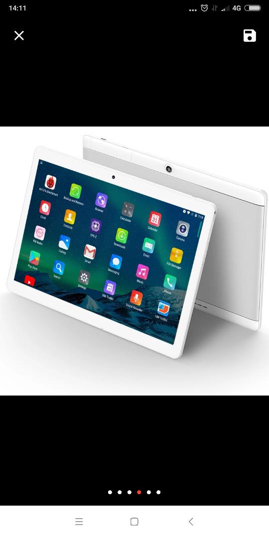 harga Zfiner 2017 terbaru 10inch tablet pc 4gb ram/64gb rom.octa core Tokopedia.com