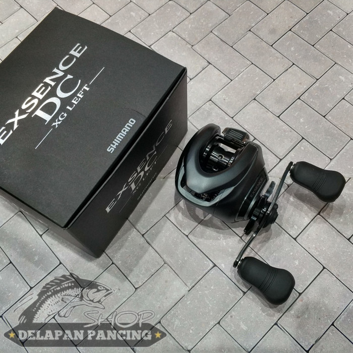 harga Reel shimano exsence dc-xg 2017 (left handle) Tokopedia.com